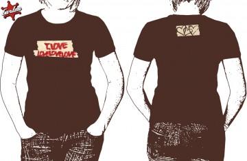 058cf1ab5ca8 Sklep odzieżowy carton.pl - T.LOVE nowe koszulki LOVE LOVE LOVE