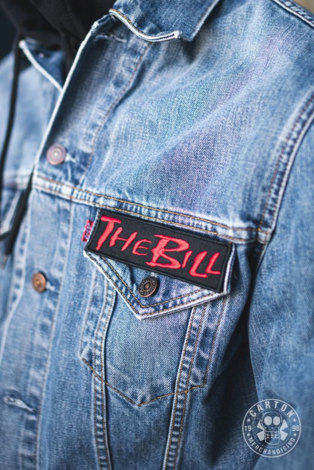 Zdjęcie produktu THE BILL LOGO red